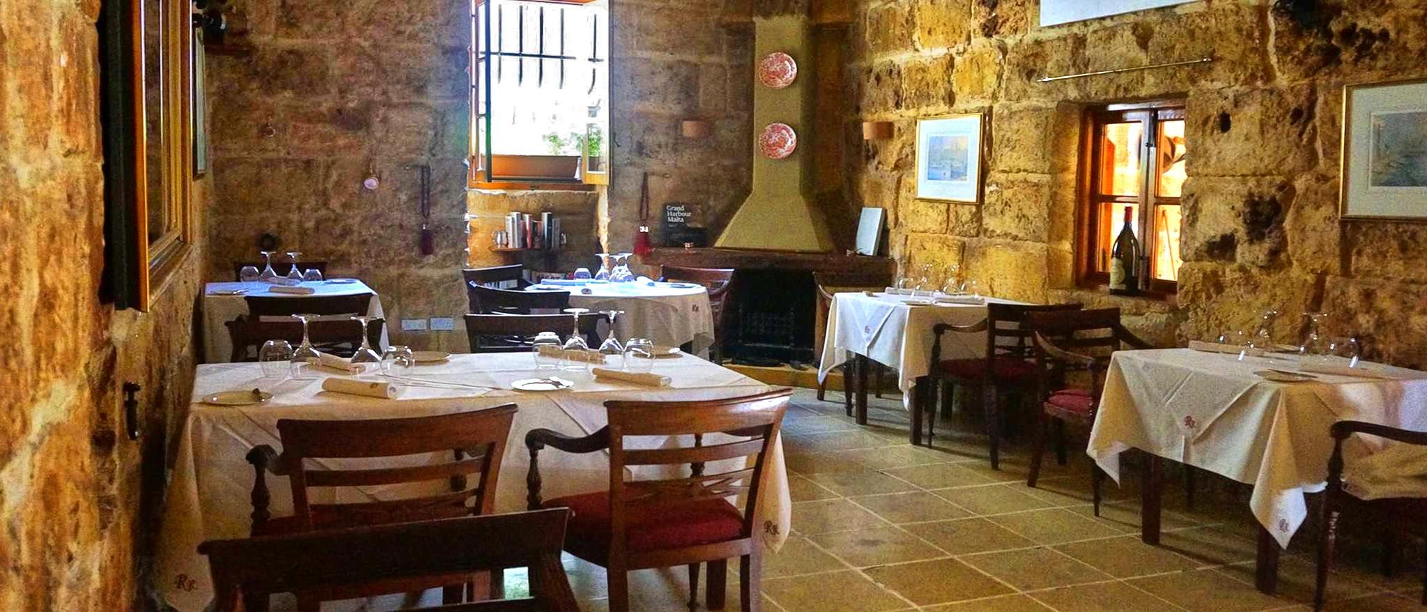 Rebekah S Restaurant Malta Dine Malta